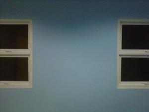 Jendela ruang tidur utama