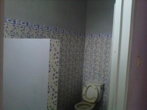 Kamar mandi atas