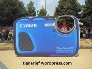 Replika Canon PowerShot D30